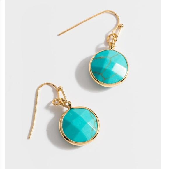 Francesca's Collections Jewelry - Francesca's Elley Stone Drop Earrings